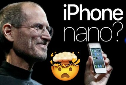 Apple Was Working On An 'iPhone nano,' An Email From Steve Jobs Confirms