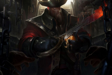 League of Legends Patch 11.17 Could Release Gangplank Rework