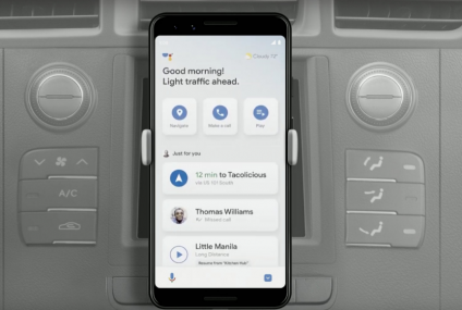 Google To Replace Android Auto With Assistant Driving Mode?