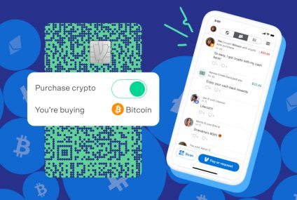"""Venmo Introduces """"Cash Back To Crypto"""" For Credit Card Holders"""