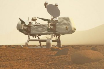 Dragonfly Rotorcraft Will Look For Signs Of Life On Saturn's Moon Titan