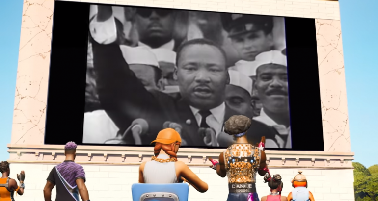 Fortnite MLK Collab: How it works?