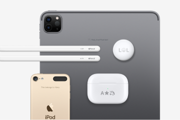 Apple rumors to restrict engraving service for China