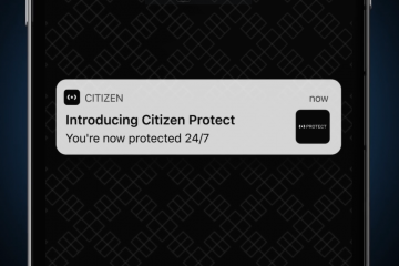 Citizen App Launches 'Citizen Protect' For 24/7 Access To Safety Agents