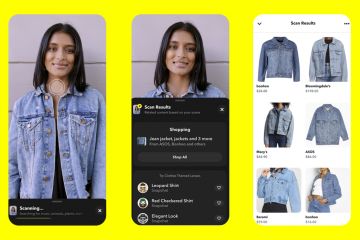 Snapchat's Updated 'Scan' Feature Makes It Into A Visual Search Engine