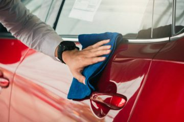 How To Wash Your Car Without Using Water