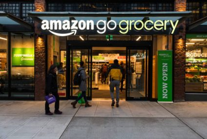 Amazon Cashierless Grocery Stores — How It Actually Works