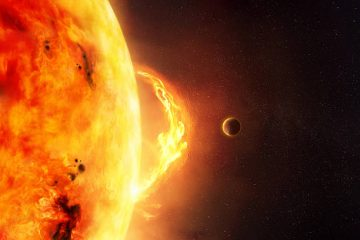 """An """"Internet apocalypse"""" Might Result From A Severe Solar Storm"""
