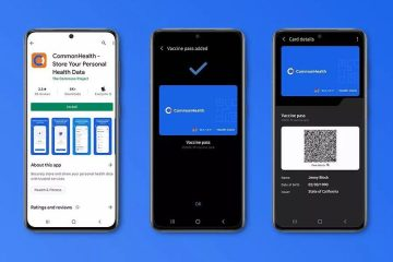 Samsung Pay Will Soon Let You Store Your COVID-19 Vaccination Card