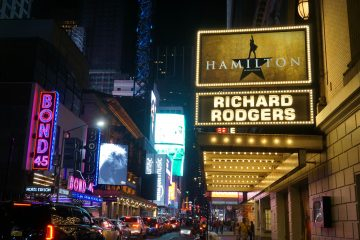 New York Theaters Reopens But Will Require Vaccines and Masks