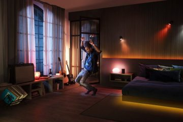 Spotify And Philips Hue Can Now Sync, The Result? A Music Visualizer