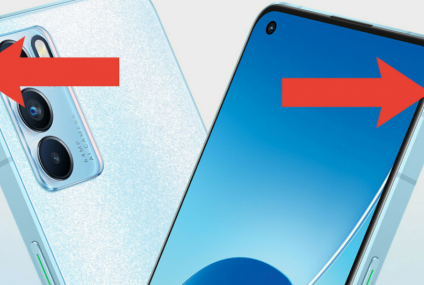 OPPO Smartphone Could Feature an Unusual Cam Setup