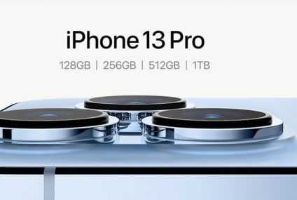 iPhone 13 And 13 Mini Unveiled With Revamped Camera Array And Smaller Notch!