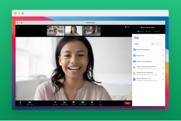 Zoom Partners With Box App For Increased Collaboration Within Users