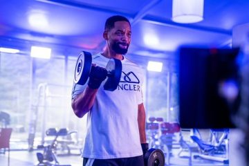 Fitbit, Apple Team Up To Bring Will Smith, Stephen Fry As Your New Fitness Buddies