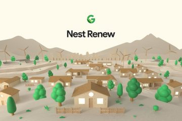 Google Nest Renew Program Can Help You Use Cleaner Energy