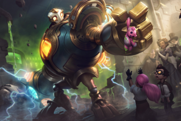 League of Legends Season 2021 Ranked Rewards and More!