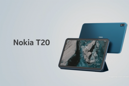 The Nokia T20 Is An Affordable Tablet That Works Great For Entertainment Purposes
