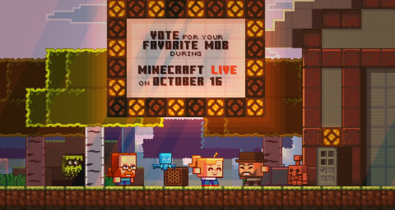 Everything About Minecraft Mob Vote 2021